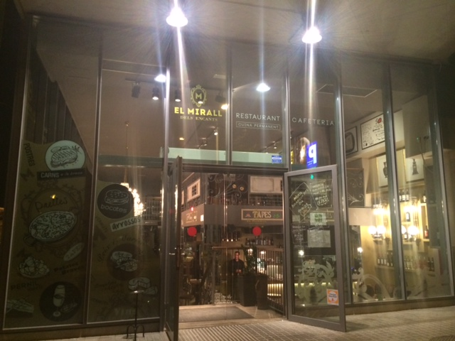 El Mirall dels encants, yummybcn sitios para tapear por barcelona