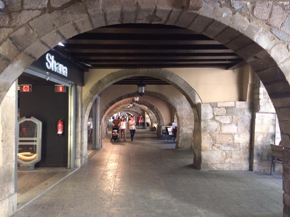 Restaurante L'arcada Girona