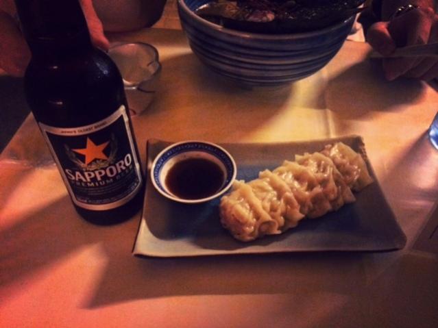 gyozas Restaurante Ramen-Ya Hiro