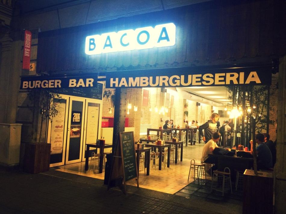 Bacoa Hamburgueseria