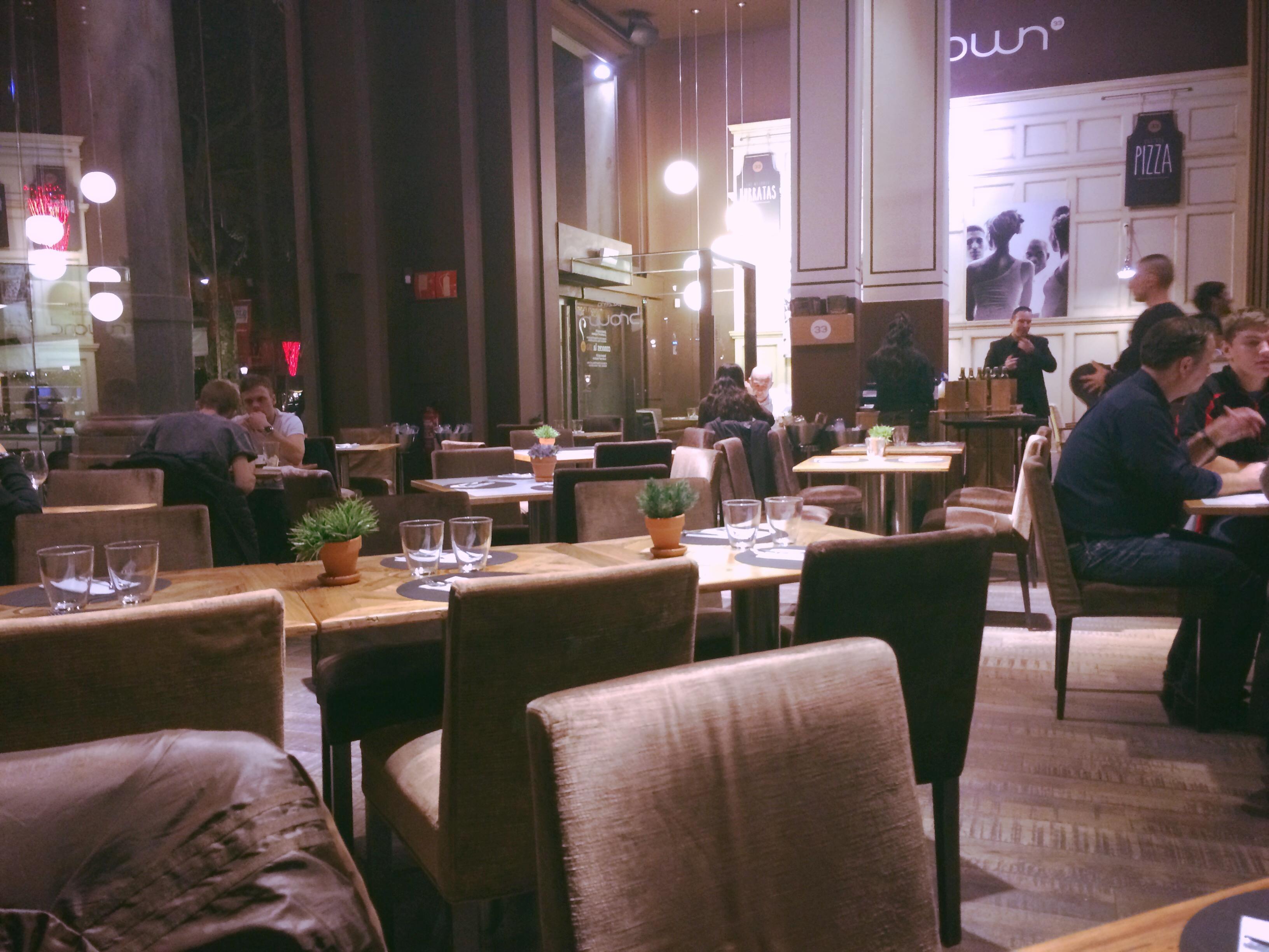 Restaurant passeig de gracia cool warren bar at the hotel - Restaurantes passeig de gracia ...