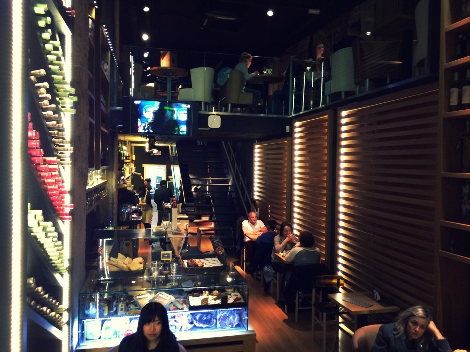 MasQMenos restaurante tapas