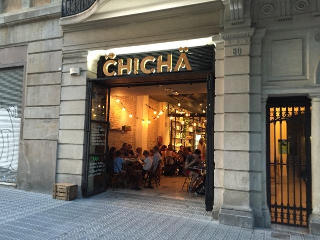 restaurante chicha limona bar vermut