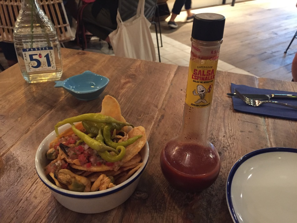 restaurante chicha limona aperitivo