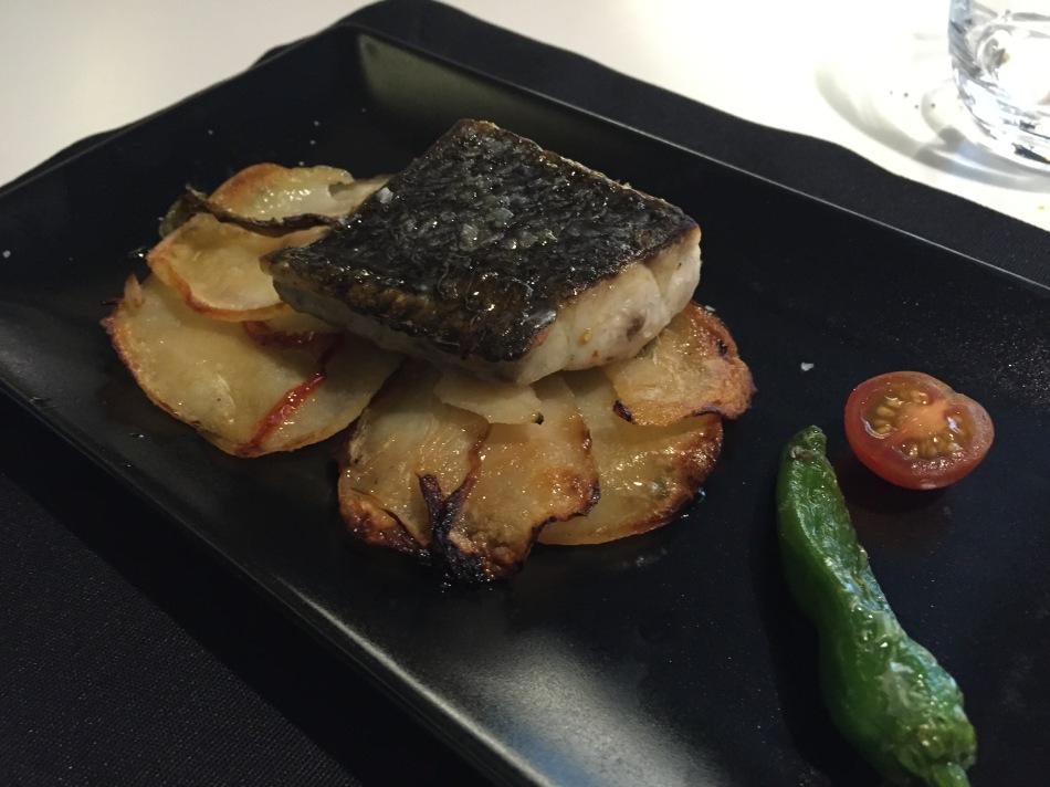 restaurante abrassame pescado