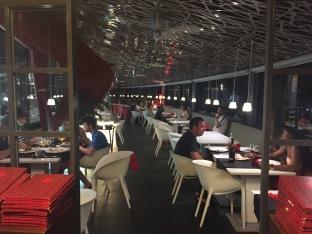 restaurante abrassame terraza