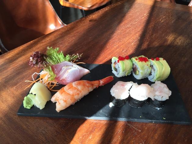 restaurante big fish sushi maki