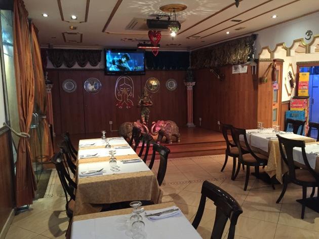Restaurante Namaste Barcelona