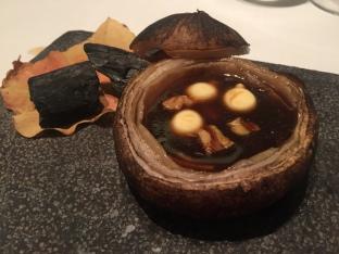 restaurante abac jugo de cebollas