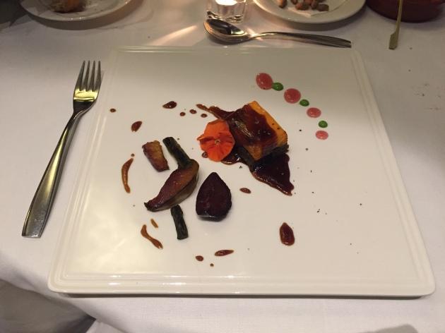restaurante galaxo meloso de ternera