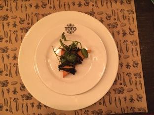 toto restaurant carta y menu