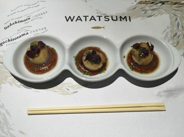 watatsumi Hotate Yaki Miso