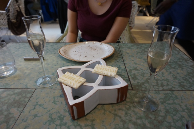 disfrutar restaurante postres