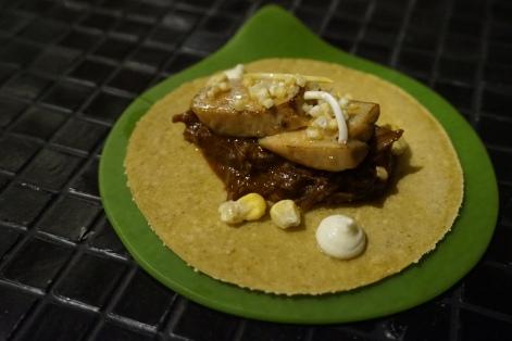 hoja santa Taco de Roto
