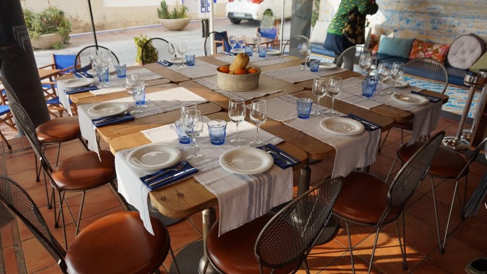restaurante la pepa del mar