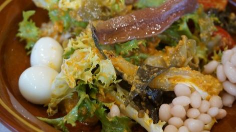 la pepa del mar ensalada
