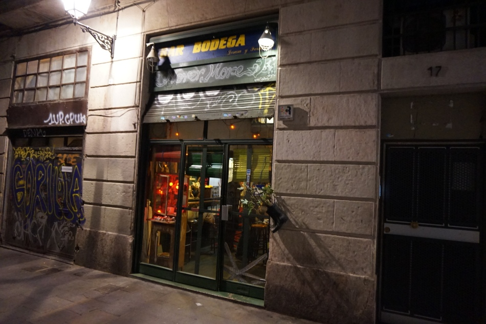 never more restaurante en barcelona