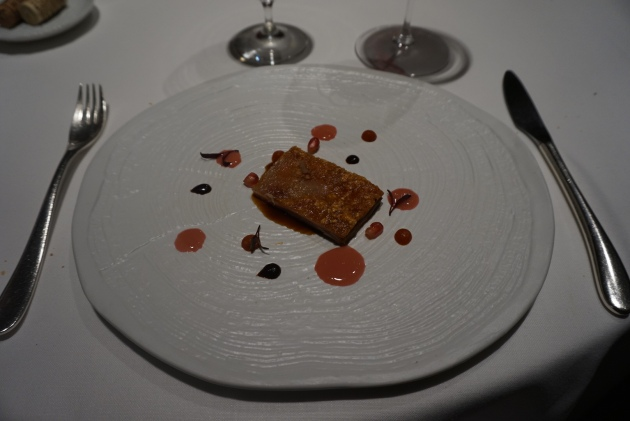 el celler de can roca 2016 cochinillo ibérico