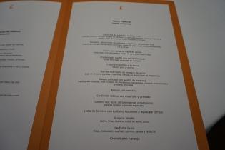 el celler de can roca 2016 menu degustacion festival