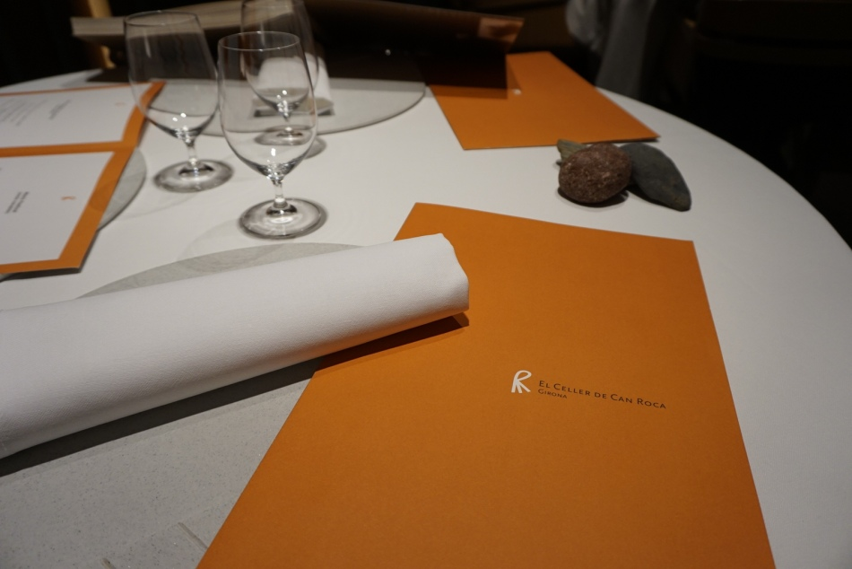 el celler de can roca menu degustacion 2016