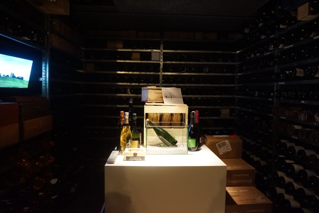 bodega de el celler de can roca2016