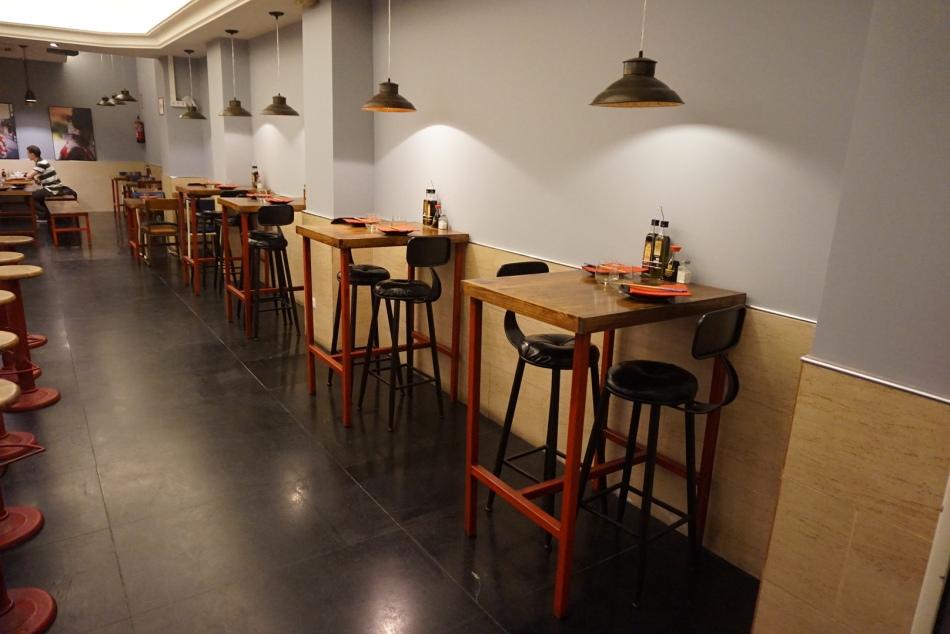 restaurante mian tapas