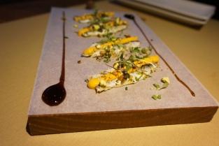 restaurante verne barcelona Boquerones del Cantábrico en vinagre