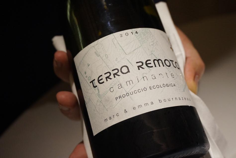 kresios restaurante Terra Remota Caminante 2014