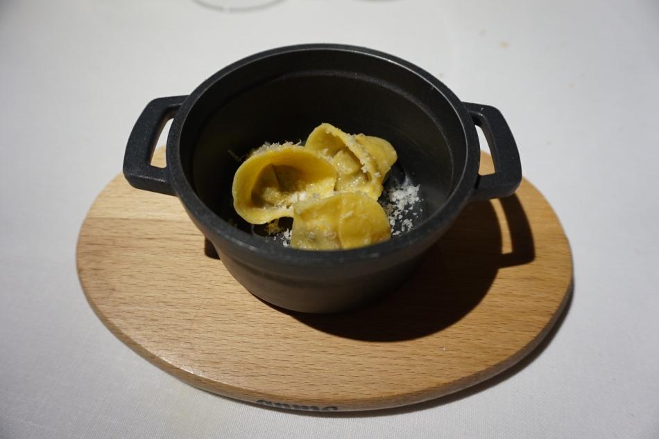 kresios restaurante raviolis rellenos
