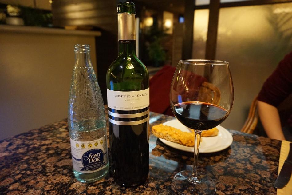 restaurante roma carta de vinos