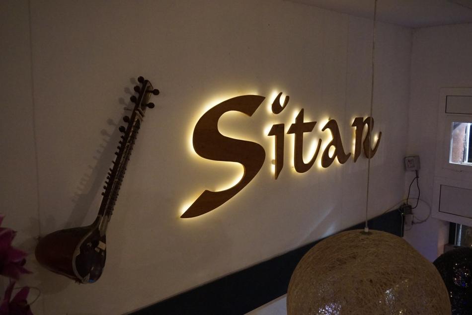 restaurante sitar