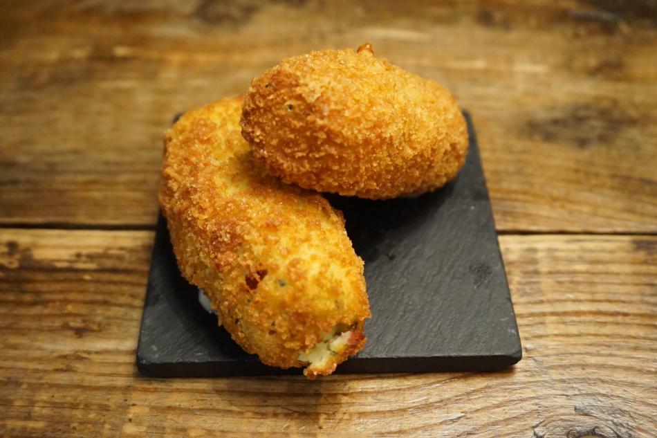 croquetas de patata Le Bouchon by Giuseppe