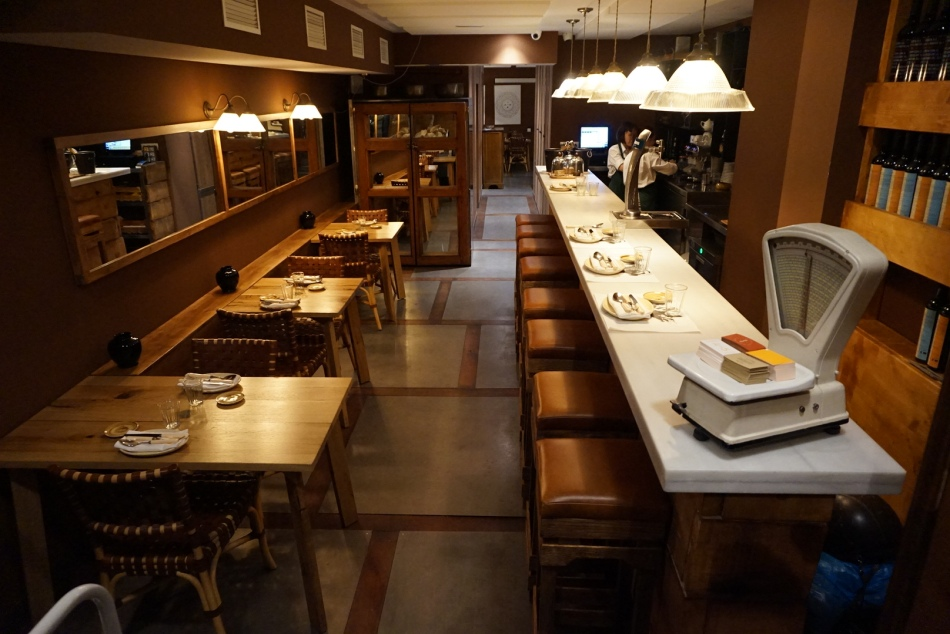 Restaurante 4 amb 5 Mujades