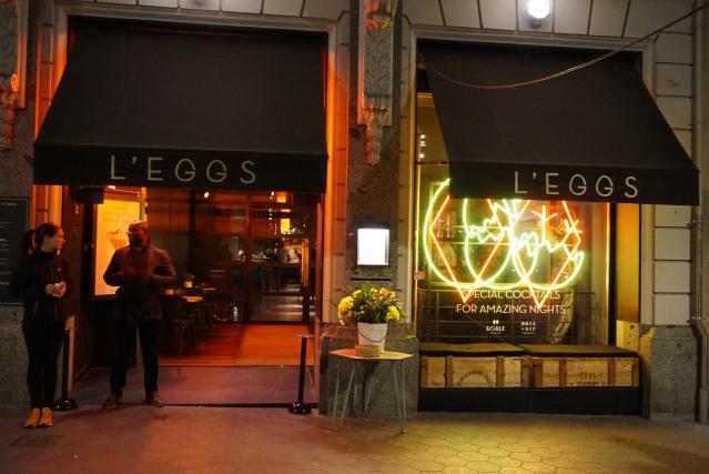 L'EGGS by Paco Pérez