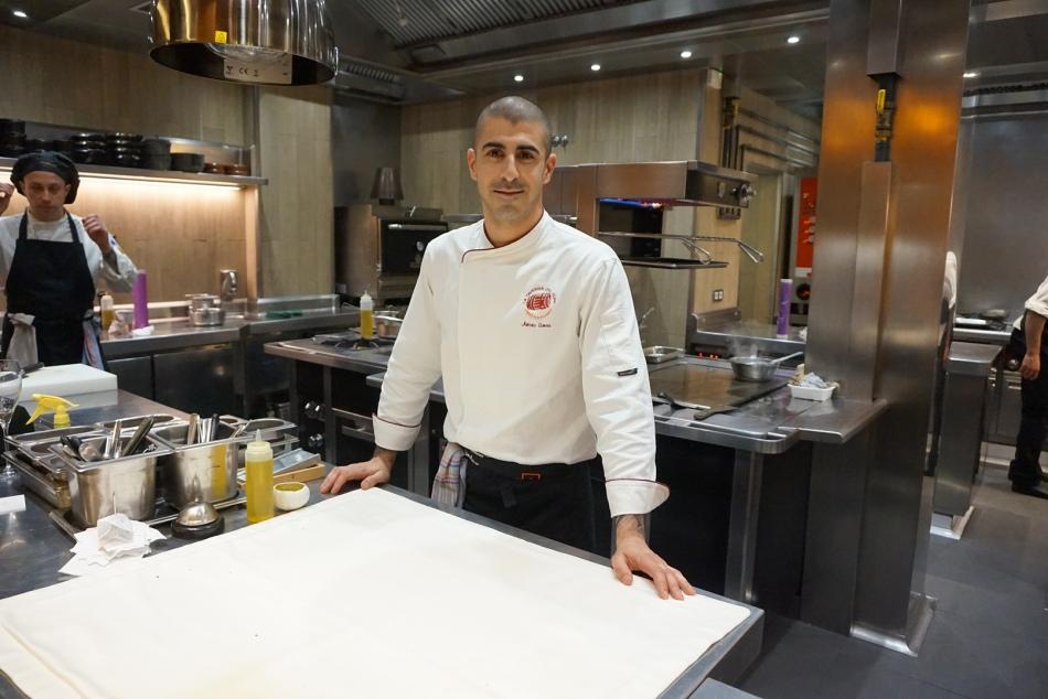 Toni Simôes La Taverna del Clínic