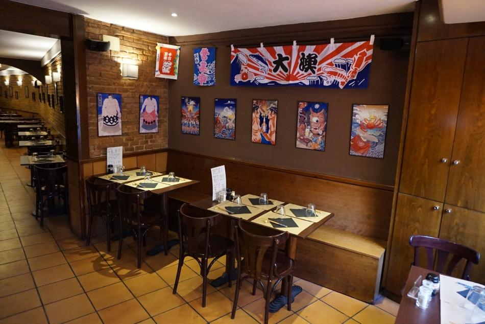 Kawamura Restaurante, Ramen & Okonomiyaki