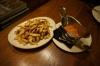 Ajoblanco Restaurante Corazones de Alcachofas
