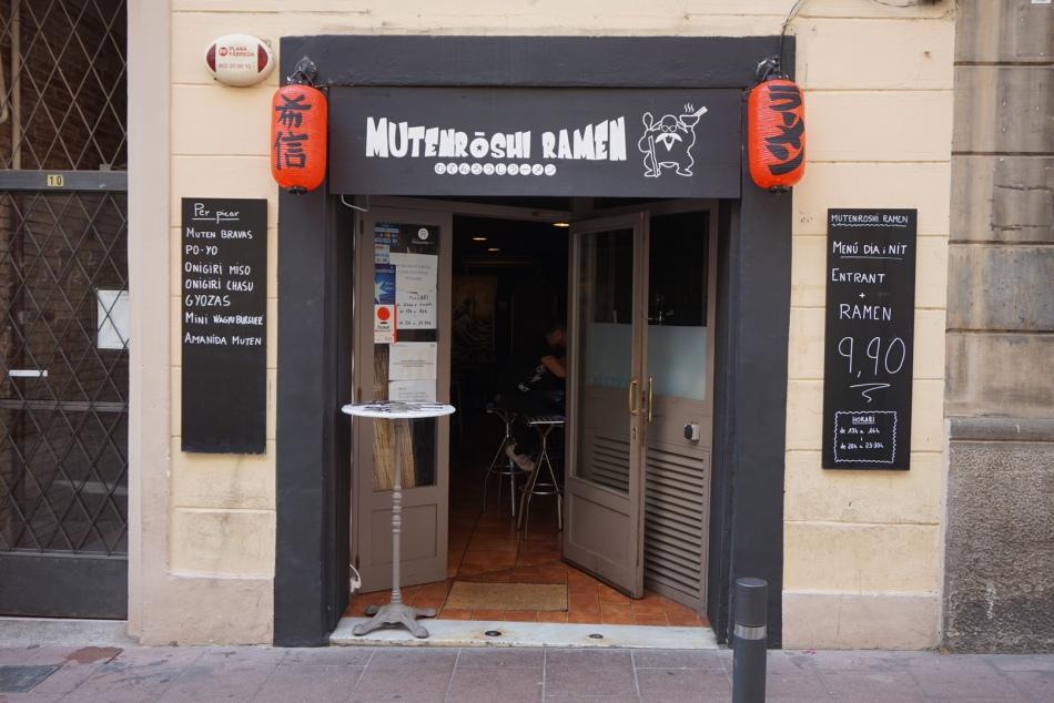 Restaurante Mutenroshi Ramen