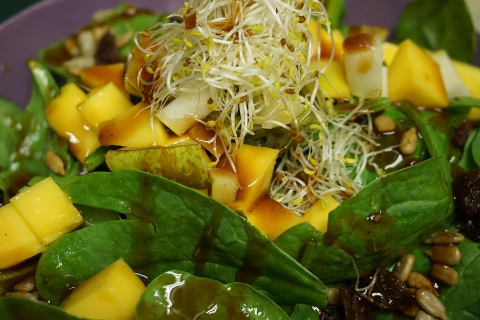 koko restaurante Pura Vida Salad.