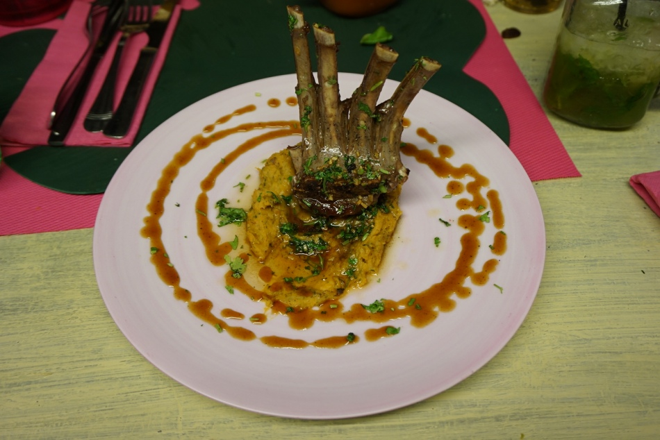 koko restaurante Moana Lamb