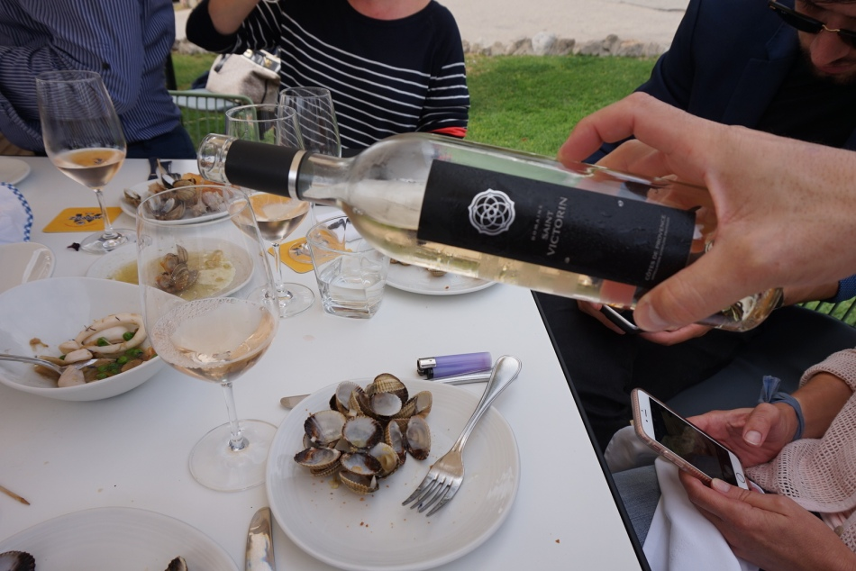 la cucanya Domaine Saint Victorin Cuvée Côtes de Provence