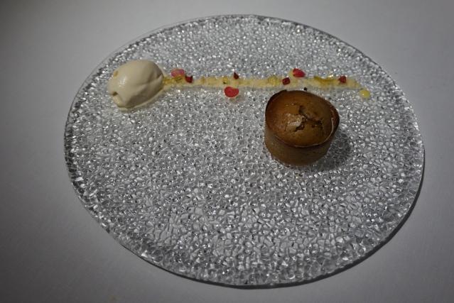 Suflé de Avellanas Mercer Restaurant Harry Wieding