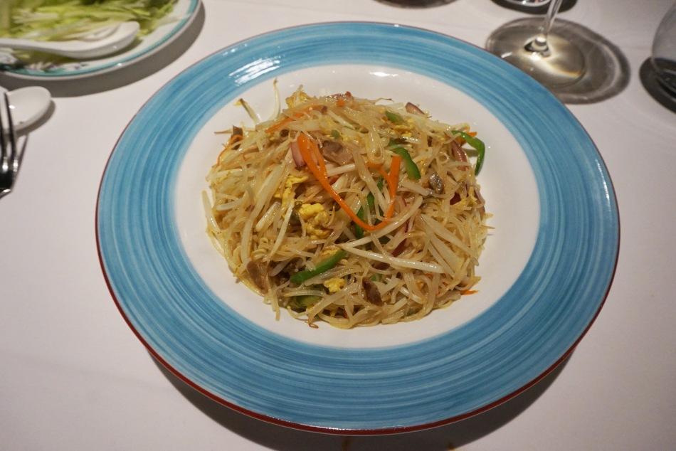 Tse Yang Fideos de arroz estilo Singapur