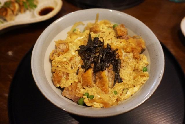 Rakumi Restaurante Barcelona Katsudon