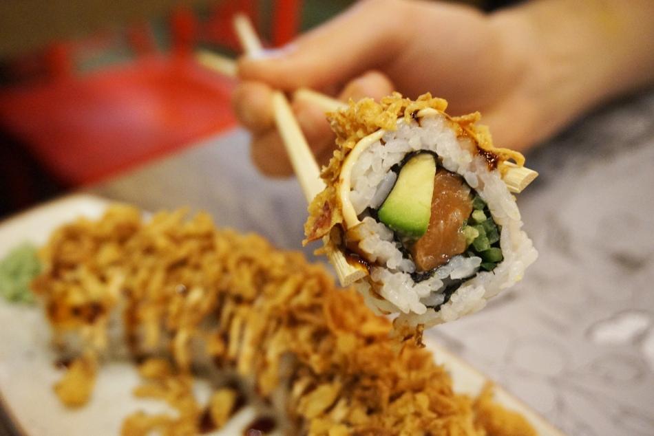 Ramen House sushi