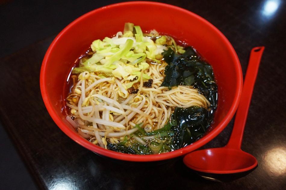Sushiya Bentou ramen de soja