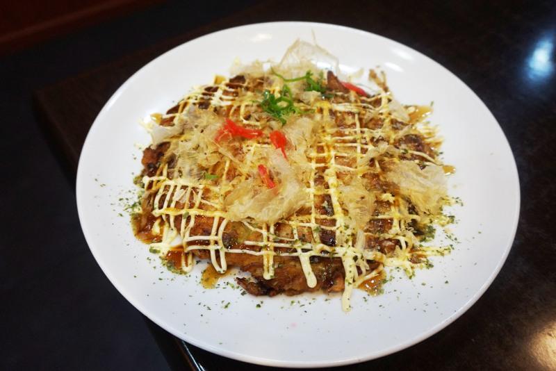 Sushiya Bentou okonomayaki