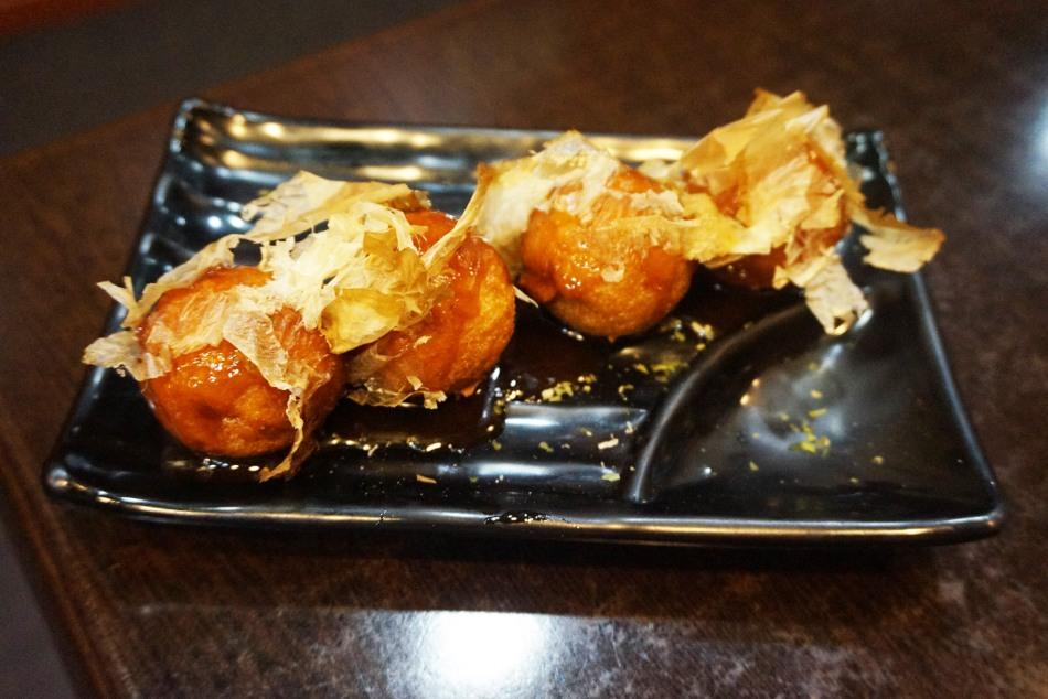 Sushiya Bentou tokayaki