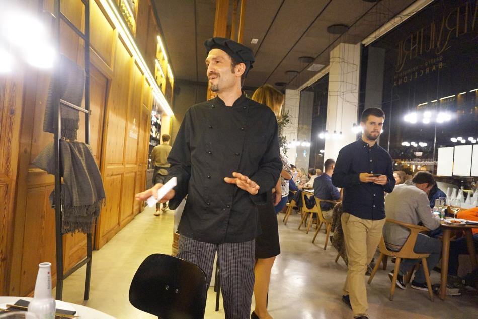 Sergio Gil La Vermuterie Restaurante