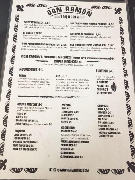 Machete Restaurante